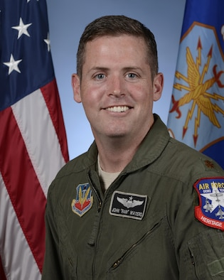 Maj. John Waters