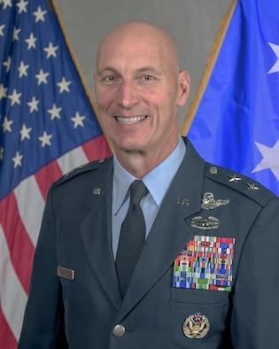 Maj Gen Timothy Zadalis official photo