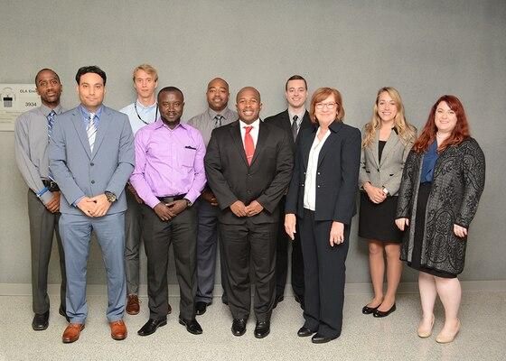 Group photo of PaCE program participants