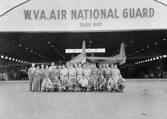Archive photos from the 130th Airlift Wing's 70th years of service. (Courtesy Photo)