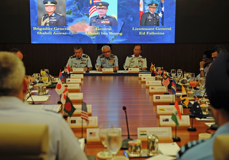 COMPACAF hosts largest Pacific Air Chiefs Symposium