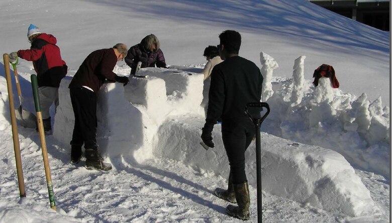Cold Regions Lab wins Hanover snow wars