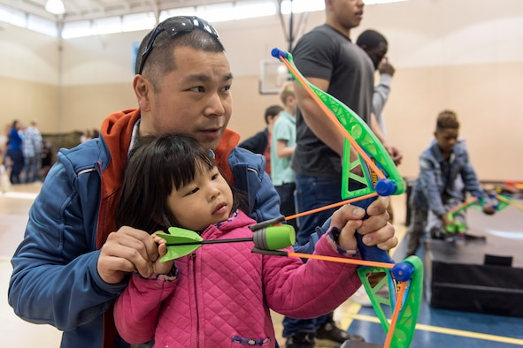 Youth Center prepares children for 'Easter Games'
