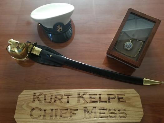Kurt Kelpe Chief's Mess