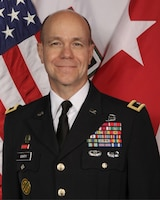 MG Chris R. Gentry, United States Army Reserve Support Command, First Army