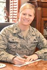Col. Jennifer Hammerstedt. (U.S. Air Force photo by Cynthia Griggs)