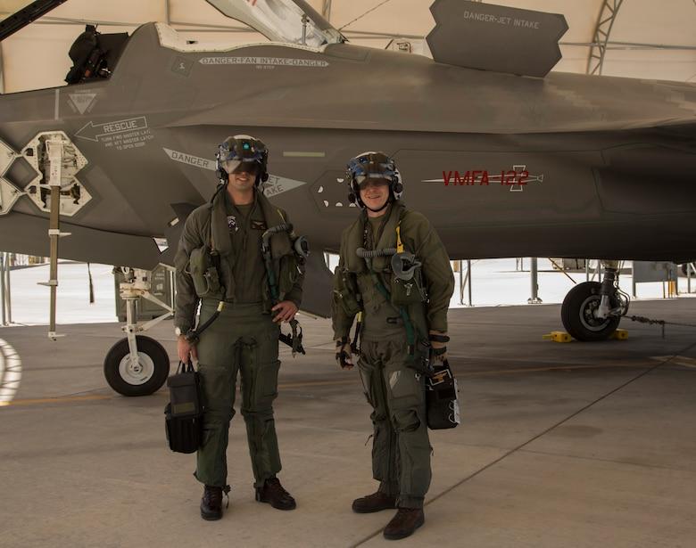 VMFA-122 Conducts Flight Operations