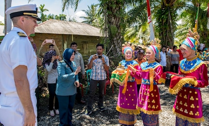 PP18 Officially Starts with Ceremony in Indonesia
