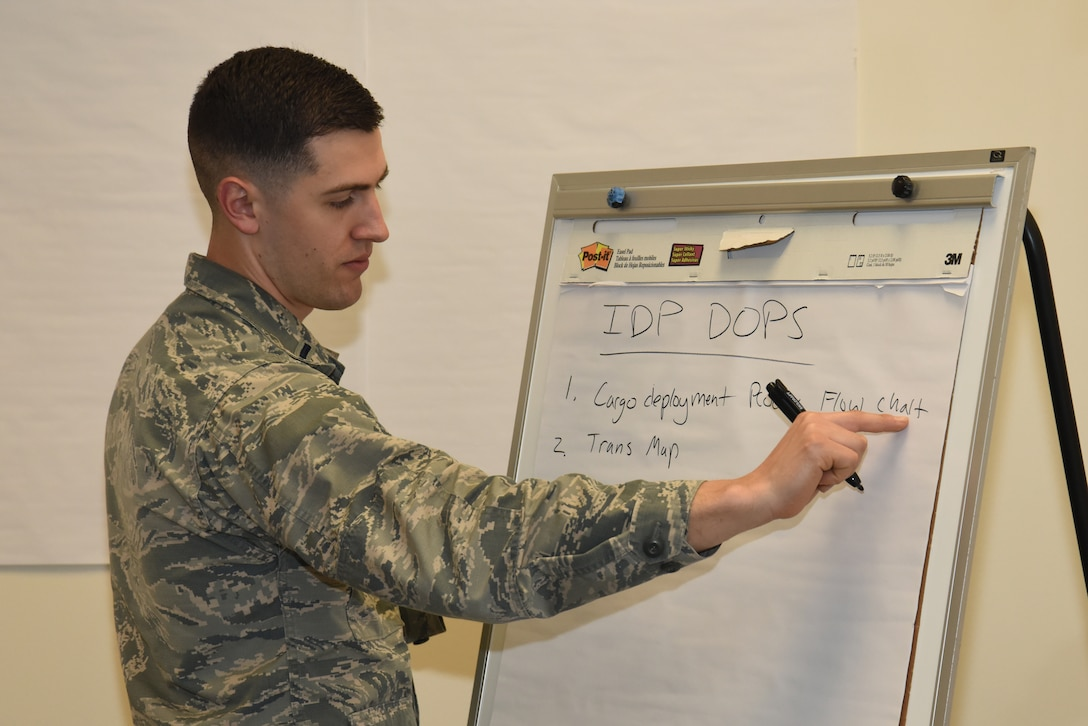 Lt Discusses steps during CPI meeting