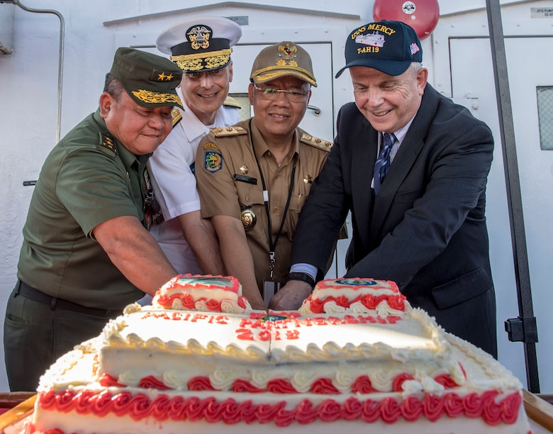 PP18 officially starts with ceremony in Indonesia gt; Commander, U.S. 7th Fleet gt; Display
