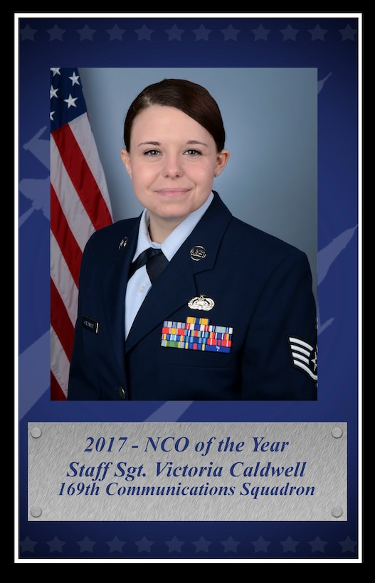 2017 NCO of the Year, AOY