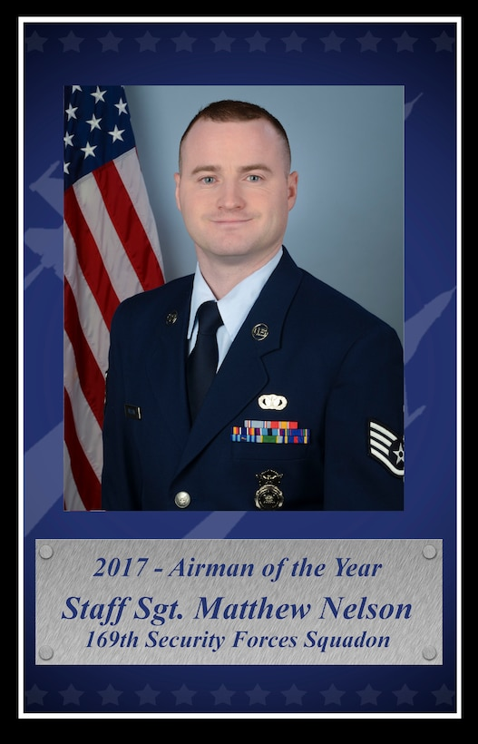 2017 Airman of the Year, AOY