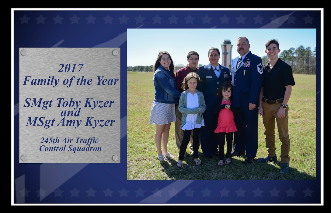 2017 Family of the Year, AOY