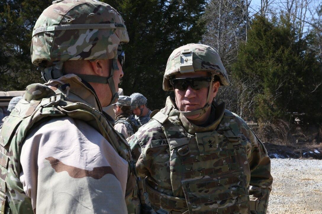 364th Sustainment Command (Expeditionary) CSTX-Bridge