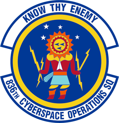 836th Cyberspace Operations Squadron