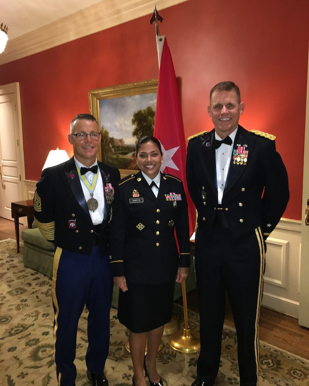 First Sgt. and CEO