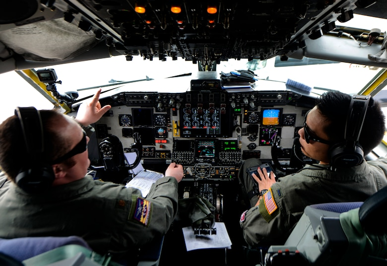 KC-135 aircrew supports Red Flag 18-2