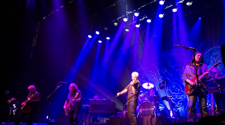 KANSAS performs tribute song Section 60 during concert in Dayton, Ohio