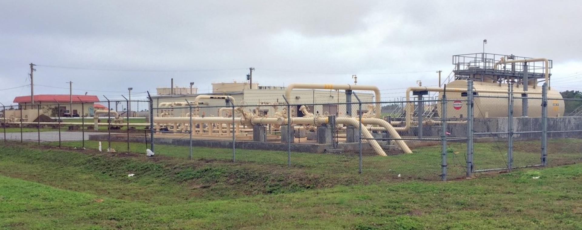 New pipeline revitalizes Guam fuel infrastructure