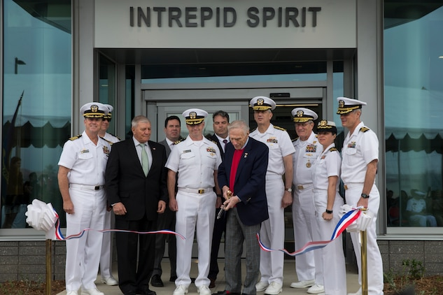 Intrepid Spirt Center will work together with Naval Hospital Camp Pendleton to treat traumatic brain, physical and psychological injuries.