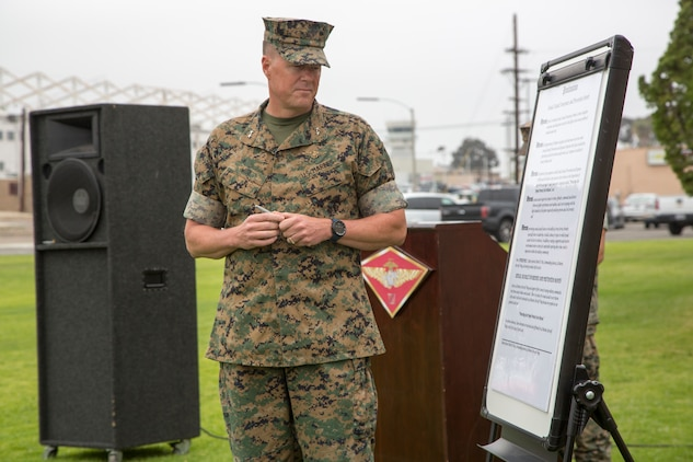Top 3rd MAW leaders pledge 'protecting our people protects our mission'