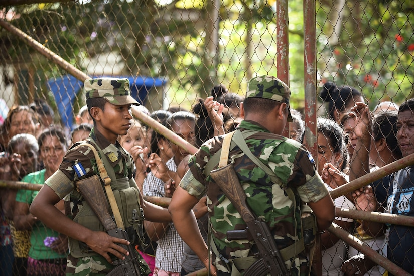 JTF-Bravo partners with Nicaragua to provide medical care in Waspam