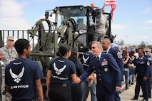 March Air & Space Expo: Mass Enlistment