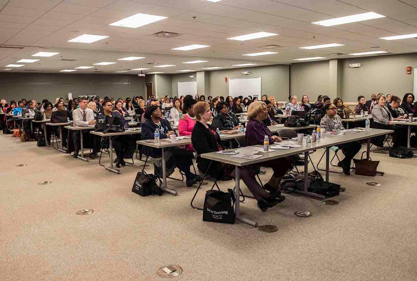 Women celebrated at DSCC leadership summit