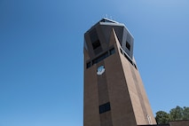 Airmen assigned to the 20th Operations Support Squadron air traffic control tower direct aircraft within their designated airspace to ensure smooth operations and safety.
