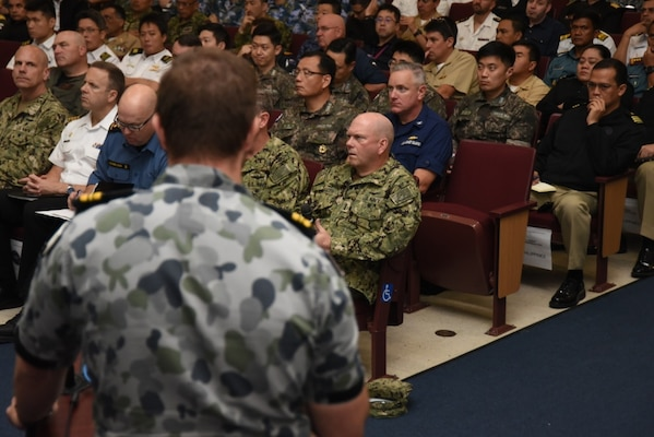 3rd Fleet Hosts RIMPAC 2018 Final Planning Conference