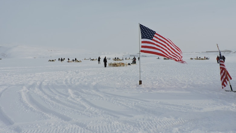 Thule Air Base, Greenland, Armed Forces Day