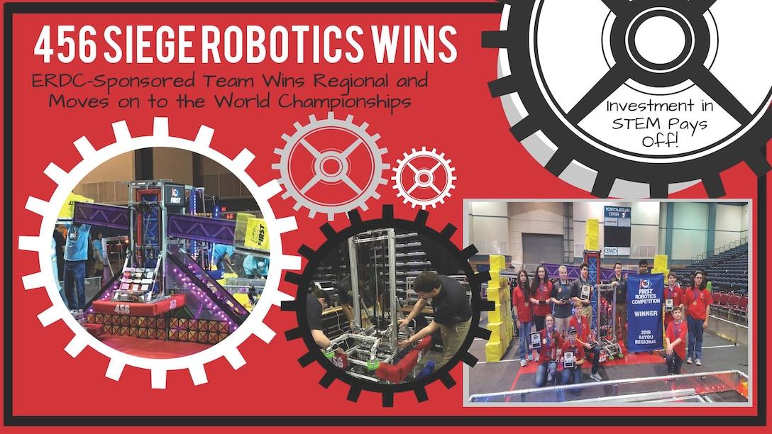 456 Siege Robotics Wins