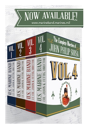 The Complete Marches of John Philip Sousa Vol. 4