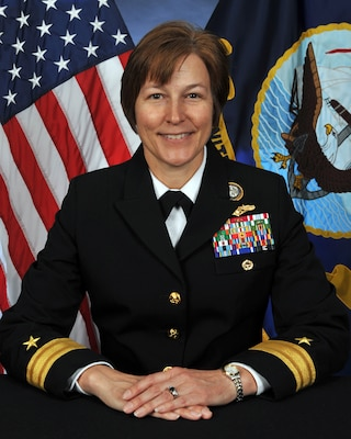 Rear Admiral Kelly A. Aeschbach