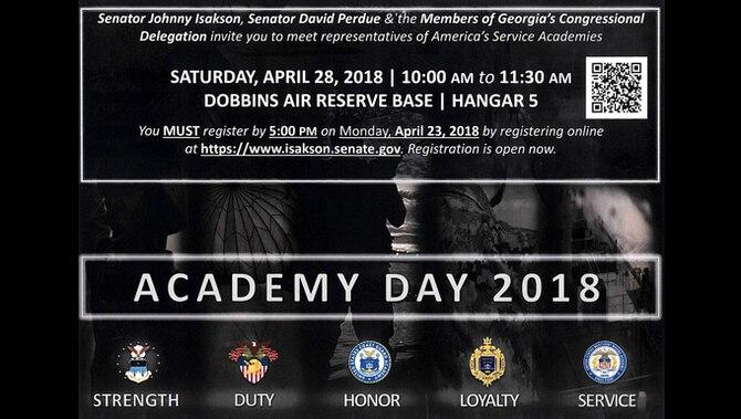 Academy Day 2018
