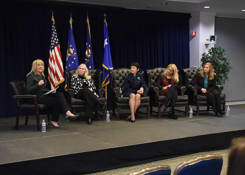 Woman's History Panel