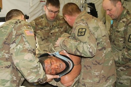 307th Medical Brigade trains RFX skills at CSTX