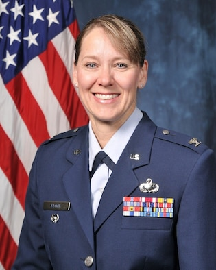 Col. Jennifer Block, Reserve Advisor to the Superintendent of the U.S. Air Force Academy. (Courtesy photo)