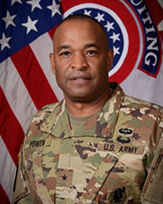 Deputy Commanding  General Operations BG Kevin Vereen