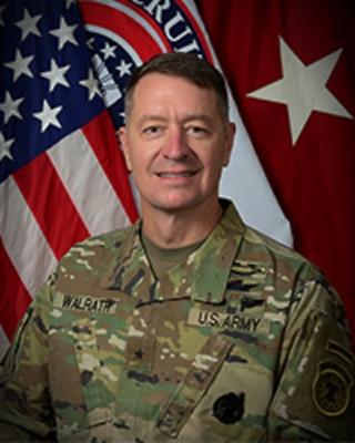 Deputy Commanding  General Support BG Jason L. Walrath
