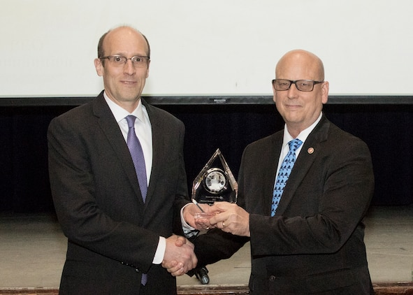 Marine Corps product support manager wins DOD award