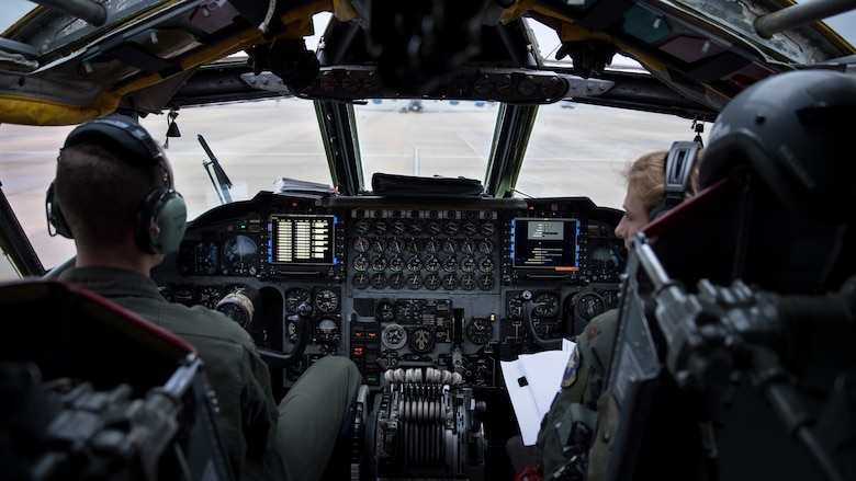 Developmental and Operational Test Integrate on B-52 flight; Bringing the Future Faster