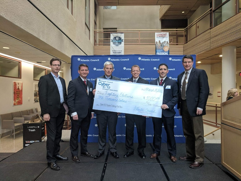 Cyber College dominates cyber competition