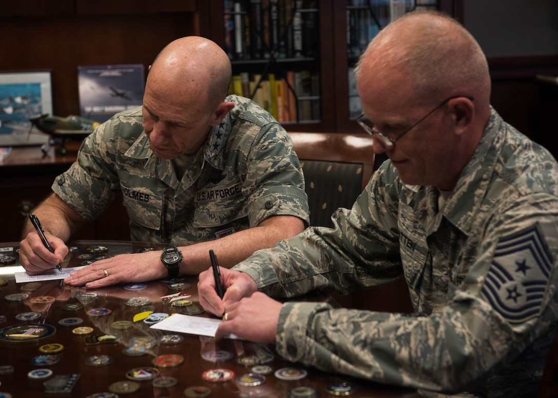 Last year, ACC Airmen, their spouses and their children received almost $2 million in grants and loans from the Air Force Aid Society to help cover costs for basic living or medical expenses, emergency travel or child care. Our Airmen received another $236,000 in grants to help them further their education.