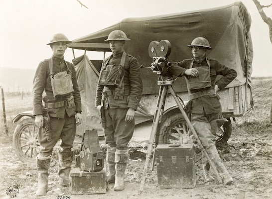 79th Division Photographic Unit, World War I