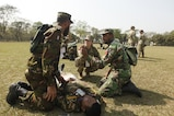 Idaho Army National Guard Soldiers travel to Bangladesh