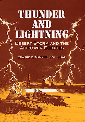 Book Cover - Thunder and Lightning