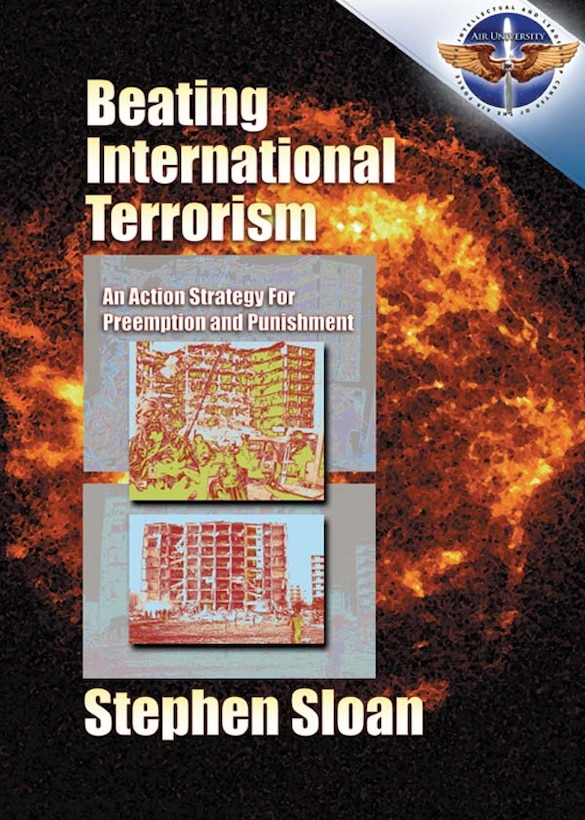 Book Cover - Beating International Terrorism