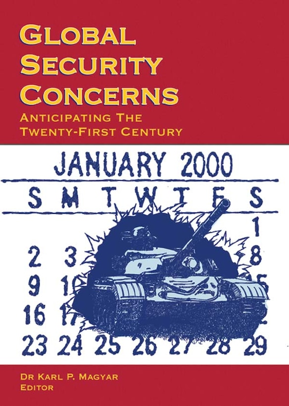 Book Cover - Global Security Concerns