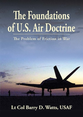 Book Cover - The Foundations of US Air Doctrine